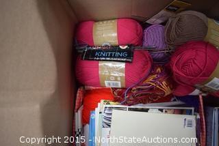 Mixed Lot of Yarn
