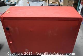 "Milwaukee 46"" Rolling Steel Tool Box"