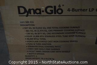 Dyna-Glo 4-Burner LP Gas Grill