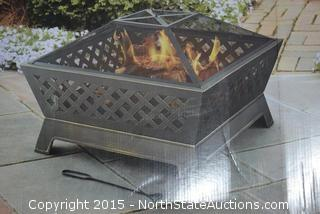 Tipon Outdoor Fire Pit