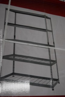 Huskey 5 Shelf Rack