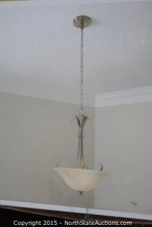 Hampton Bay 2 Light Pendant