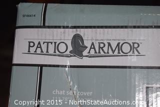 Patio Armor  Chat Set Cover