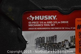 Huskey Tools and Tool Boxes