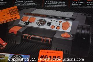Black & Decker Portable Power Station