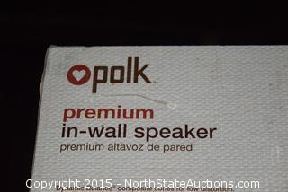 Polk Premium in Wall Speaker