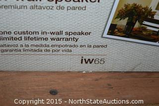 Polk Premium in Wall Speaker