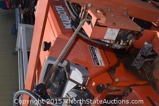 Kubota L2650 4WD Tractor with Front Loader