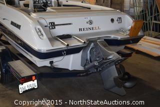 Reinell Boat