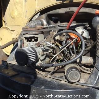 1969 Karmann Ghia