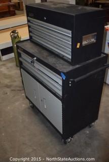 Homak Rolling Tool Box