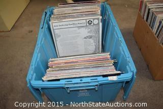 Mixed Lot of Records