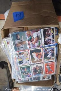 Baseball Cards and Tapes