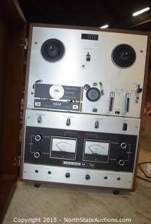 Akai Crossfield M-10 Reel to Reel