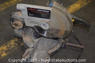 """Craftsman 10"""" Compound Miter Saw"""