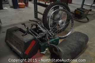 Mixed lot of Bike Parts