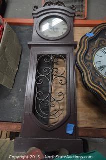 2 Clocks