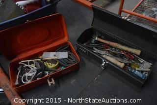 3 Tool Boxes and Handtools