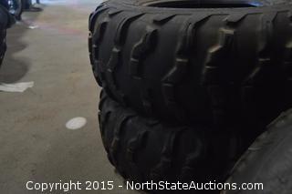4 H-Trak U/R 101 Tires