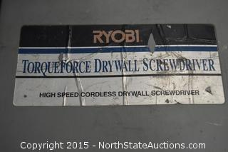 Ryobi Drywall Screwdriver