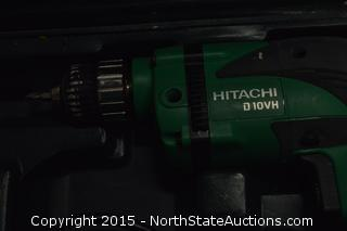 Hitachi drywall screwdriver