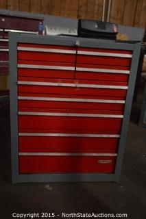 Craftsman 9 Drawer Tool Box