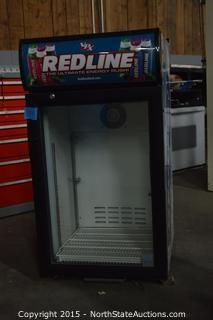 RedLine Mini Fridge