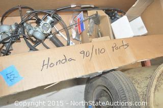 Honda 90/110 Parts
