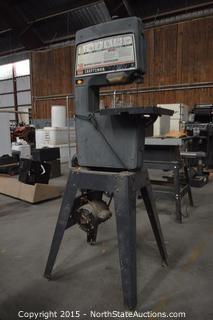 "Craftsman 12"" Band Saw Sander"