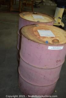 55 Gallon Drum