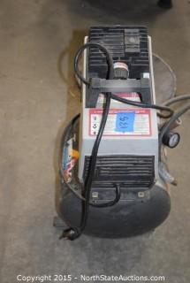 Tripleplay Air Compressor