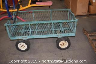 Turquoise Wagon