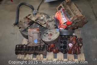 350/385 Series Chevy Motor Parts