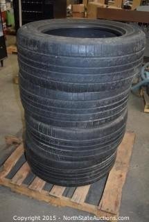 4 Continental Tires