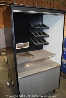 Refrigerated Shelving Unit