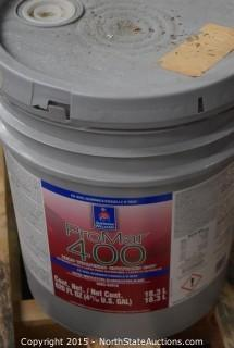 5 5 Gallon Buckets of Promar 400