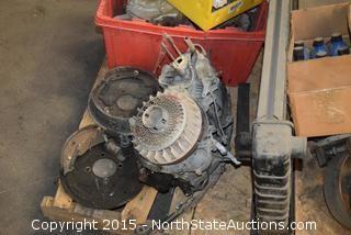 Mixed Lot of Car Parts