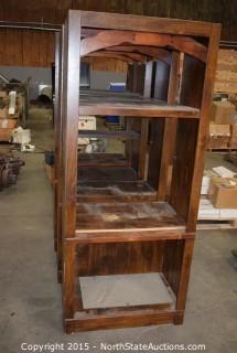 4 Shelves