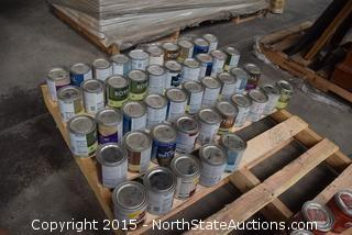Mixed Lot of Paints and Primers