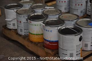 Mixed Lot of Paint