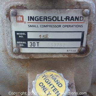 Ingersole Land T30 Air Compressor