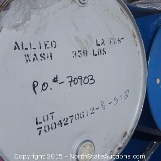 4 55 Gallon Drums