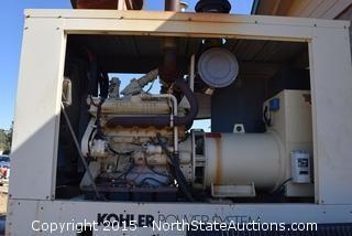 Kohler Power System 350 Generator