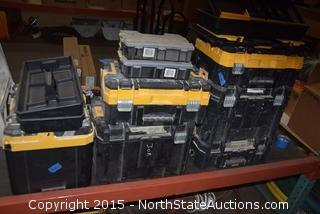 Mixed Lot of Tool Boxes