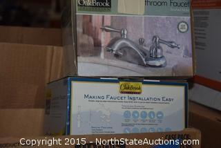 Mixed Lot of Faucets