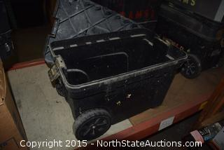 Lot of Tool Boxes