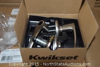 Kwikset Doorknobs