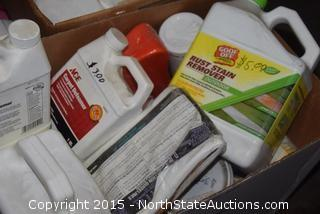 Mixed Lot of Chemicals