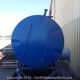 500 Gallon Tank