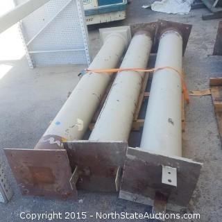 6 Pillar Beams